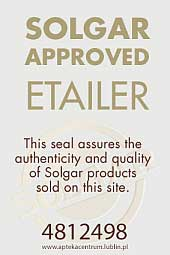 produkty solgar w aptece
