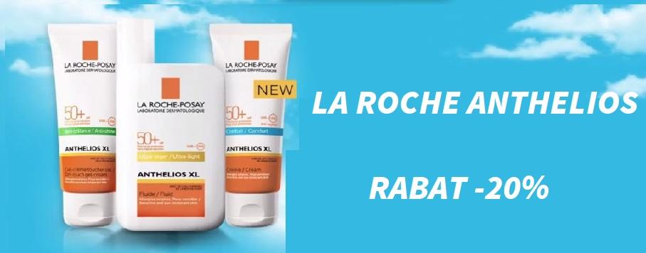 produkty w aptece online z kategorii La Roche Posay