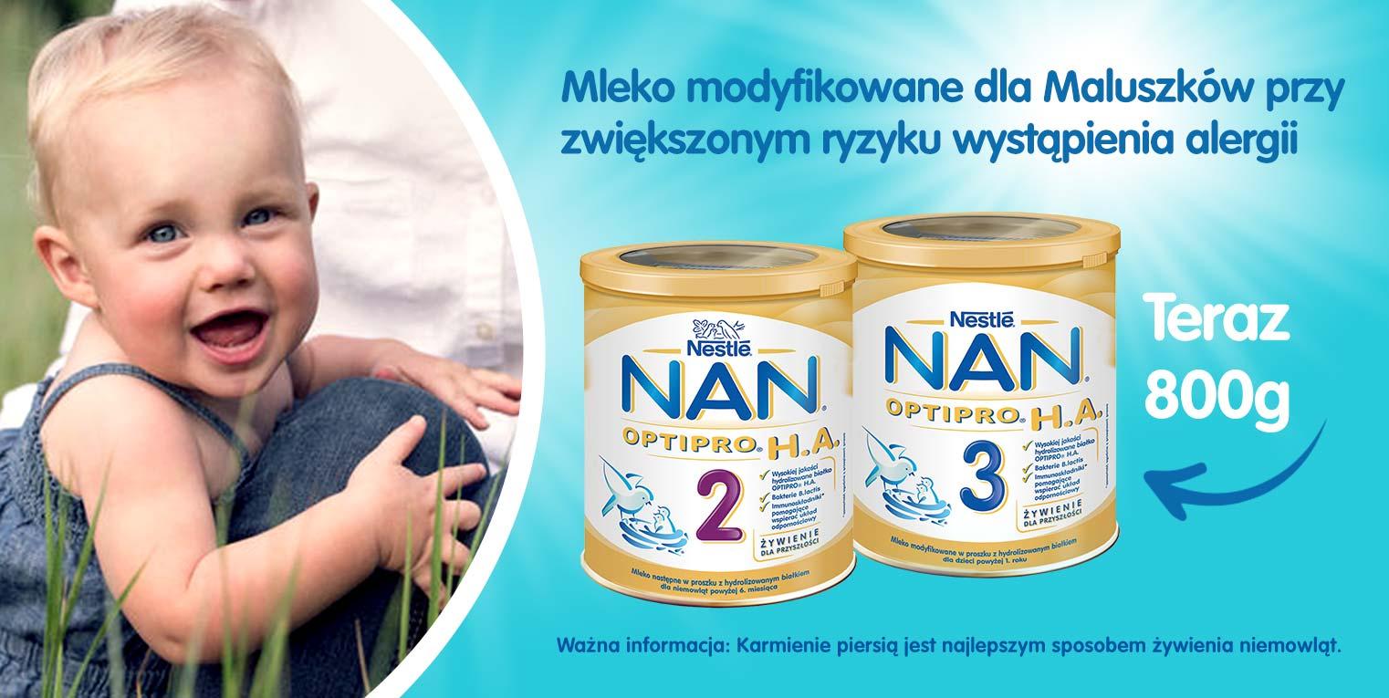 produkty w aptece online z kategorii Mleka dla dzieci z alergią