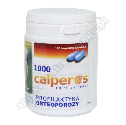 Calperos 1000mg 100 kapsułek