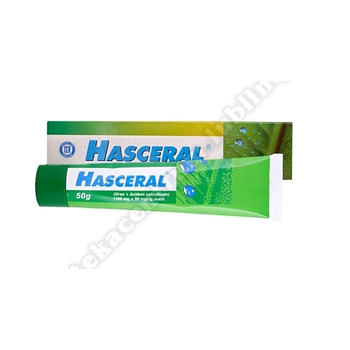Hasceral masc (0.1g+0.05g)g 50 g