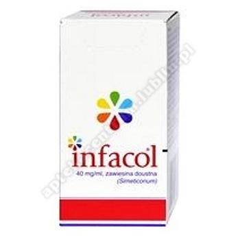 Infacol zawiesina doustna 0,04 g/1ml 50 ml