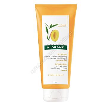 KLORANE szampon na bazie masła mangowego 200 ml