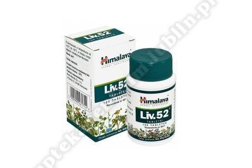 Liv 52 100 tabletek  (Liv.52)