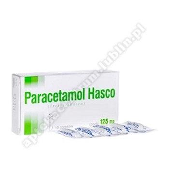 Paracetamol czop.doodbyt. 0,125 g 10 czop.