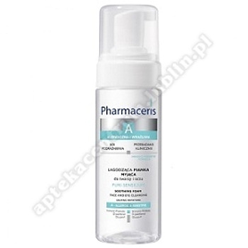 PHARMACERIS A PURI-SENS.pianka myjaca 150 ml