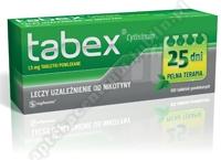 Tabex 1.5 mg x 100tabletek