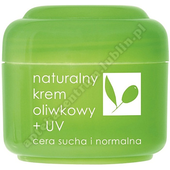ZIAJA OLIWKOWA Krem naturalny oliw.+UV 50ml