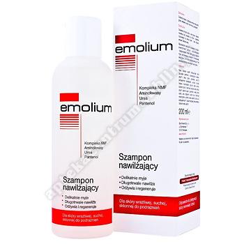 EMOLIUM Szampon nawilżający 200 ml