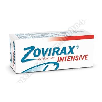 Zovirax Intensive krem 0,05 g/1g 2 g