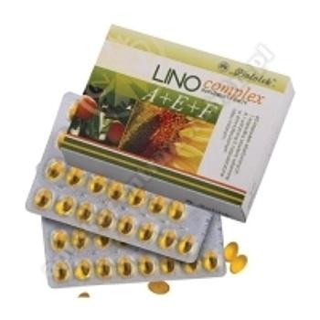 Linocomplex A+E+F 60 kapsułek