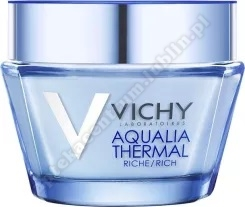 VICHY AQUALIA THERMAL konsystencja bogata 50ml SUPER CENA d. w.  28. 02. 2023