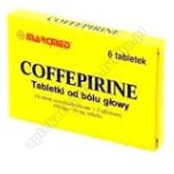 Coffepirine od bólu głowy tabletki 0,45 g+0,05g