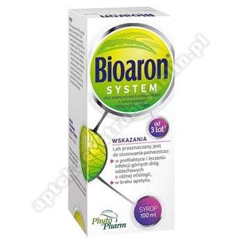Bioaron C syrop 100ml