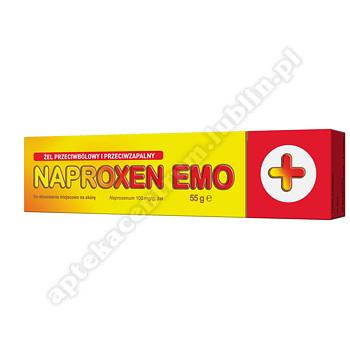 Naproxen Emo żel 0,1 g/g 55 g