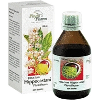 Intractum Hippocastani płyndoustny 100ml