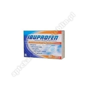 Ibuprofen Aflofarm tabl. drażow.  0, 2g 10tab