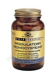 SOLGAR Modulatory Homocysteiny z witaminy B6,B1