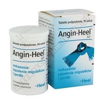 HEEL Angin-Heel SD tabl. 50tabl.(pojem.)