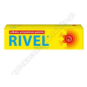 Rivel żel 5 mg/g 30 g (tuba)