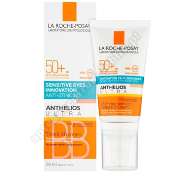 LA ROCHE ANTHELIOS ULTRA Barwiący BB Krem SPF50+  50ml