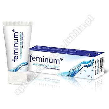 Feminum  żel nawilżający intymny dla kobiet 40ml