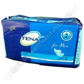 TENA FOR MEN Level 1 Wkł.anat. 24 szt.