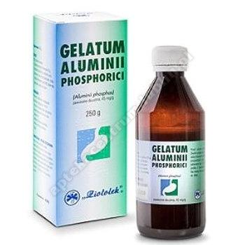 Gelatum Aluminii Phosphorici 4.5 250 g zaw
