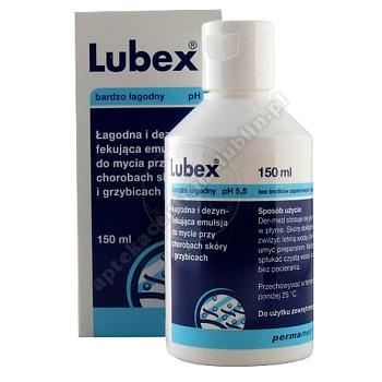 Lubex emuls. na skórę 150 ml