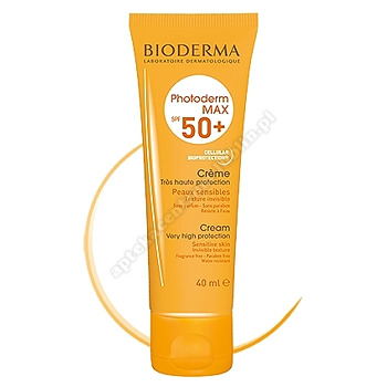 BIODERMA PHOTODERM MAX Krem SPF 50+ 40ml