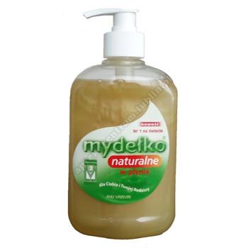Mydełko naturalne w płynie 500 ml