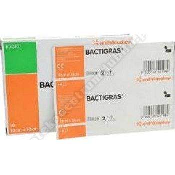 Opatr.paraf.BACTIGRAS z chlorhexyd. 15x20cm x 1 sztuka