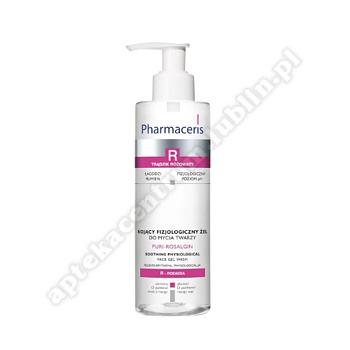 PHARMACERIS R PURI-ROSALGIN  Żel kojacy do mycia twarzy 190ml