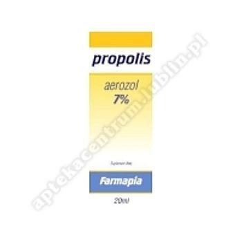 Propolis 7% roztw. aer. 20 ml