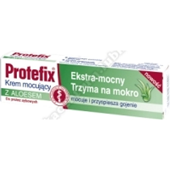 Protefix krem mocujacy z aloesem 40 ml