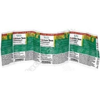 Calcium Pliva z witaminą C  0,177 x 12 tabletek musujących