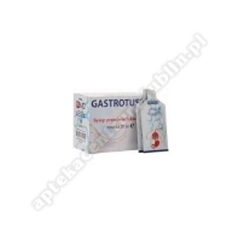 Gastrotuss Syrop p/refluksowi 25sasz.a20ml