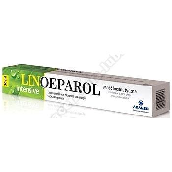 LINOEPAROL INTENSIVE Maść kosmet. 30ml