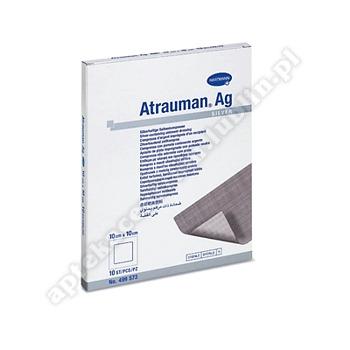 Opatr.Atrauman AG z maścią 10x20cm 1szt.