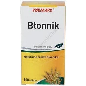 Błonnik tabletki 100 tabletek WALMARK-