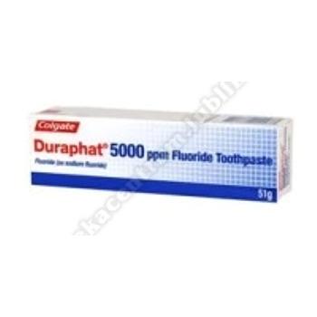 Duraphat 5000 Past.d/zęb. 1 tuba a 51g