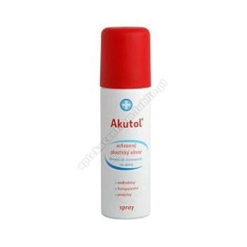 Akutol Spray opatrunek elastyczny w aerosolu 60 ml