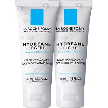 La Roche Hydreane legere 40ml