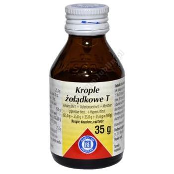 Krople żołądkowe T 35 g