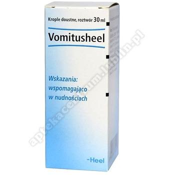 HEEL Vomitusheel krop.doustne,roztwór 30ml