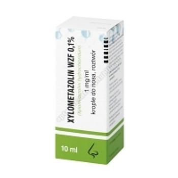 Xylometazolin 0.1% krop.donosa 1mg/1ml 10ml