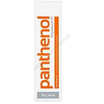 PANTHENOL Krem 5% 30 g