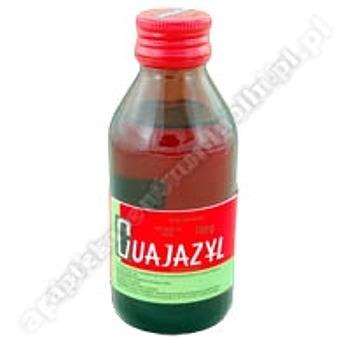 Guajazyl syrop 0,125 g/5ml 150 g