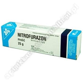 Nitrofurazon maść 2 mg/g 25 g