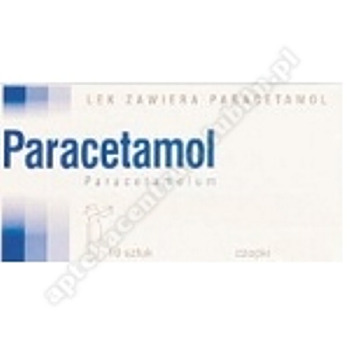 Paracetamol czop.doodbyt. 0,25g 10czop.(bl